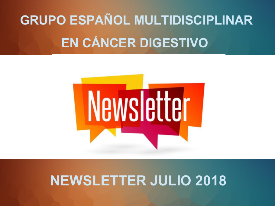 Newsletter Julio 2018