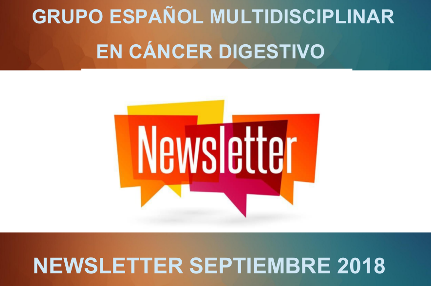 Newsletter Septiembre 2018